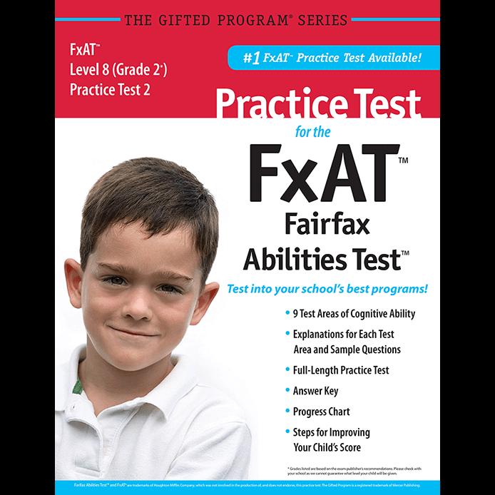 CogAT Test Prep Materials for Grade 2 Primary