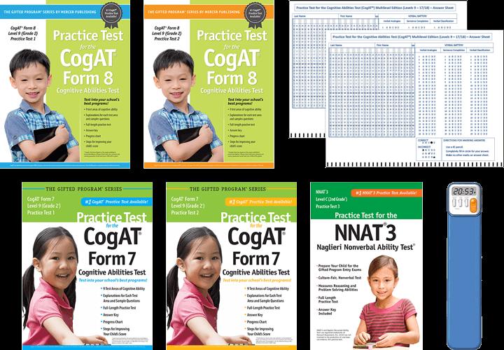 cogat sample test 2nd grade pdf