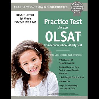 Olsat Test Prep Materials For Grade 1