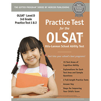 OLSAT Grade 3 Level D Practice Test