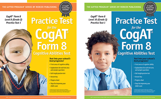 CogAT Test Prep for grade 3